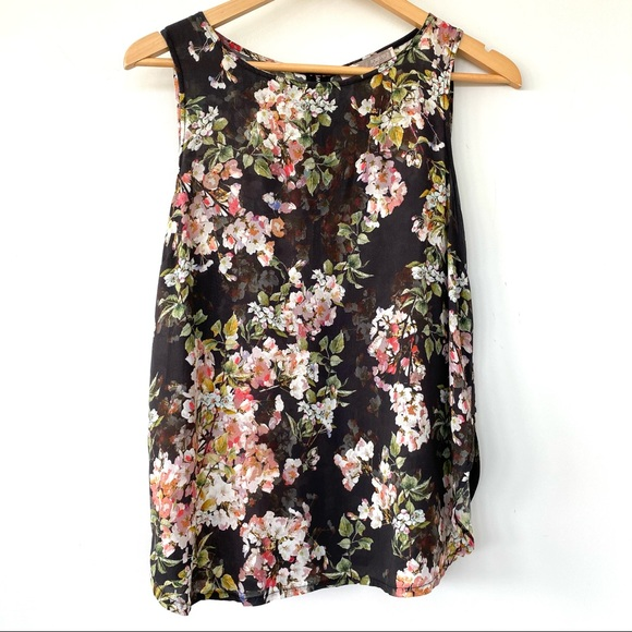 Forever 21 tank top in a floral print
